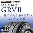 2017年製 新品 ブリヂストン REGNO GRV2 215/60R16 95H BRIDGESTONE レグノ GRV2 215/60-16 夏タイヤ ミニバン ※ホイ…