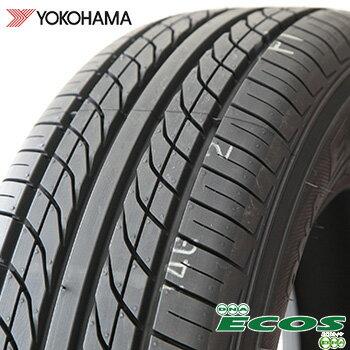 155/70R12 ヨコハマ DNAエコス ES300 新品 サマータイヤ 1本 YOKOHAMA ECOS 155/70R12 【RCP】