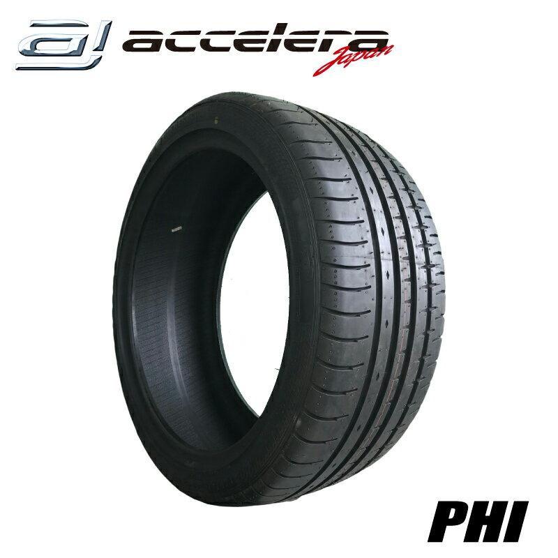 サマータイヤ アクセレラ PHI 235/40R19 96Y XL/ 235-40-19インチ