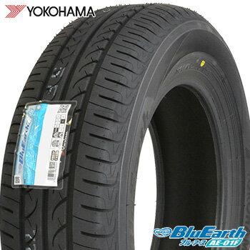 【2017年製】 195/60R15 ヨコハマ ブルーアース AE-01F サマータイヤ 1本 YOKOHAMA BluEarth 【2】