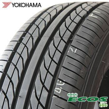 【2017年製】 255/35R18 ヨコハマ DNAエコス ES300 サマータイヤ 1本 YOKOHAMA DNA ECOS 【3】