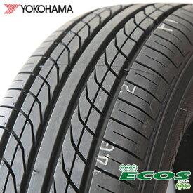 【2019年製〜】 135/80R12 ヨコハマ DNAエコス ES300 サマータイヤ 1本 YOKOHAMA DNA ECOS 車種例 ミニカ 【1】