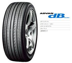 【新品】【乗用車用タイヤ】245/35R20 ヨコハマタイヤ ADVAN dB V551