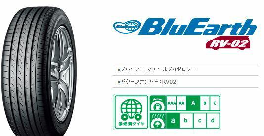 【新品】【乗用車用タイヤ】245/35R20 ヨコハマタイヤ BluEarth RV-02