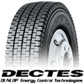 【12/13 15:59までポイント5倍】スタッドレス タイヤ 大型トラック用 タイヤ 245/70R19.5 ダンロップ DECTES SP001