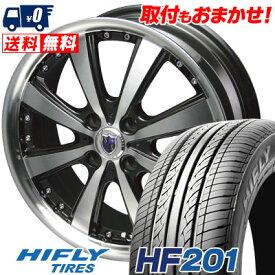 165/65R14 79T HIFLY ハイフライ HF201 HF201 STEINER VS-5 シュタイナー VS5 サマータイヤホイール4本セット【取付対象】