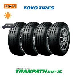 【取付対象】送料無料 TRANPATH mpZ 205/60R16 92H 4本セット 新品夏タイヤ トーヨータイヤ TOYO TIRES トランパス