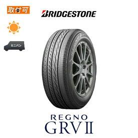 【P20倍以上&MAX2000円OffRcard&Entry4/1限定】【取付対象】送料無料 レグノ GRVII 225/45R18 95W XL 1本価格 新品夏タイヤ ブリヂストン BRIDGESTONE REGNO GRV2