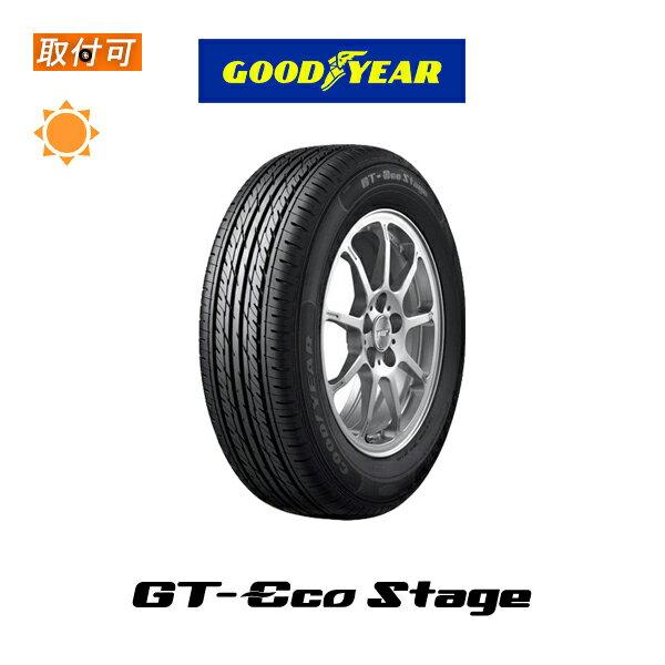 送料無料◆GT-EcoStage◆165/55R14 72V◆1本価格◆新品夏タイヤ◆グッドイヤー◆エコステージ
