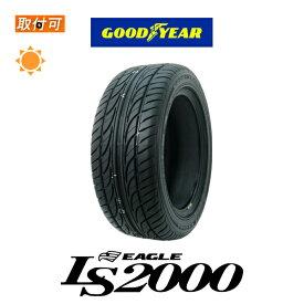 数量限定 送料無料 EAGLE LS2000 185/65R14 1本価格 新品夏タイヤ グッドイヤー