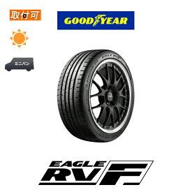 【P20倍以上&MAX2000円OffRcard&Entry4/5限定】【取付対象】送料無料 EAGLE RV-F 225/50R18 99V 1本価格 新品夏タイヤ グッドイヤー イーグル RVF