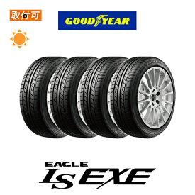 【MaxP25倍!!楽天スーパーSALE!!】【取付対象】送料無料 EAGLE LS EXE 215/50R17 95V XL 4本セット 新品夏タイヤ グッドイヤー Goodyear イーグル LS エグゼ