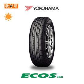 【全品ポイント2倍〜10倍!】送料無料 ECOS ES31 205/60R16 92H 1本価格 新品夏タイヤ ヨコハマタイヤ エコス