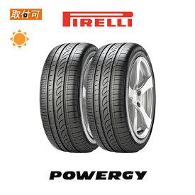 【取付対象】送料無料 POWERGY 215/45R17 91Y XL 2本セット 新品夏タイヤ ピレリ PIRELLI パワジー