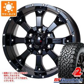 正規品 サマータイヤ 235/70R16 104/101S BFグッドリッチ オールテレーン T/A KO2 ホワイトレター MK-46 GB 7.0-16 タイヤホイール4本セット