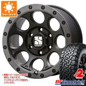 サマータイヤ 245/65R17 111/108S BFグッドリッチ オールテレーン T/A KO2 ホワイトレター エクストリームJ XJ03 7.5-17 タイヤホイール4本セット