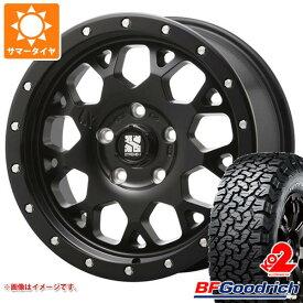 サマータイヤ 245/65R17 111/108S BFグッドリッチ オールテレーン T/A KO2 ホワイトレター エクストリームJ XJ04 SB 7.0-17 タイヤホイール4本セット