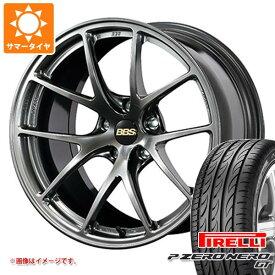 サマータイヤ 225/45R18 95Y XL ピレリ P ゼロ ネロ GT BBS RI-A 8.0-18 タイヤホイール4本セット
