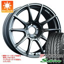 サマータイヤ 165/45R16 74V REINF ヨコハマ DNA S.ドライブ ES03 ES03N SSR GTX01 5.5-16 タイヤホイール4本セット