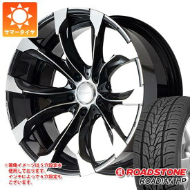 ランドクルーザー 200系専用 サマータイヤ ロードストーン ローディアン HP 305/40R22 114V XL ヴァルド ジャレット J11-C 10.0-22 タイヤホイール4本セット