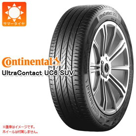 サマータイヤ 295/40R21 111Y XL コンチネンタル ウルトラコンタクト UC6 SUV CONTINENTAL UltraContact UC6 SUV