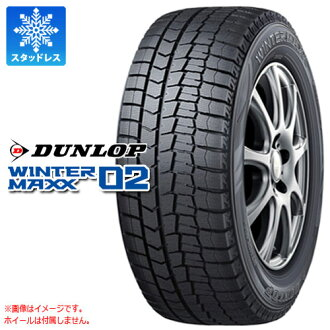 Studless tires 185 / 55R16 83Q Dunlop winter max 02 WM02 DUNLOP WINTER MAXX 02