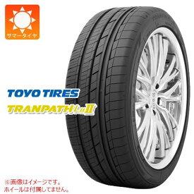 2本 サマータイヤ 235/50R18 101W XL トーヨー トランパス Lu2 TOYO TRANPATH Lu2