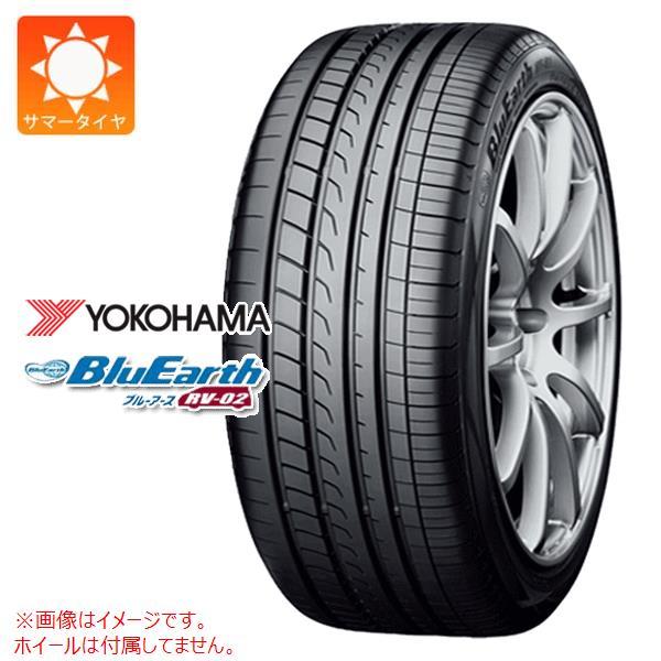 2019年製 サマータイヤ 195/65R15 91H ヨコハマ ブルーアース RV-02 YOKOHAMA BluEarth RV-02