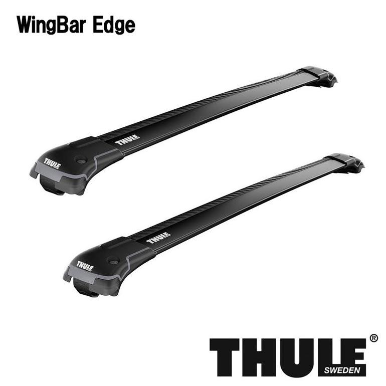 THULE スーリー サーブ 9-5 エステートルーフベース付 EB系系 98〜 ウィングバーエッジ TH9583B