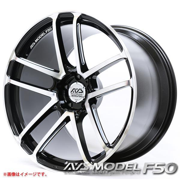AVS モデル F50 8.5-20 ホイール1本 AVS MODEL F50