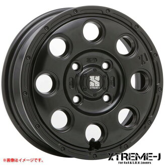 Extreme J KK03 4.0-13 wheel one X TREME-J KK03 light car is for exclusive use