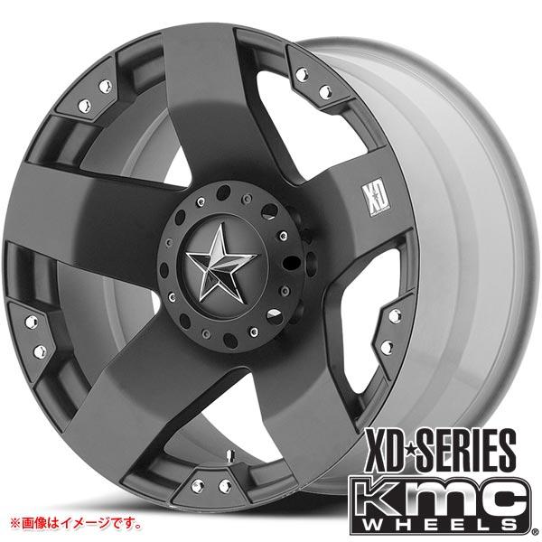 KMC XD775 ロックスター 8.5-20 ホイール1本 KMC XD775 ROCKSTAR