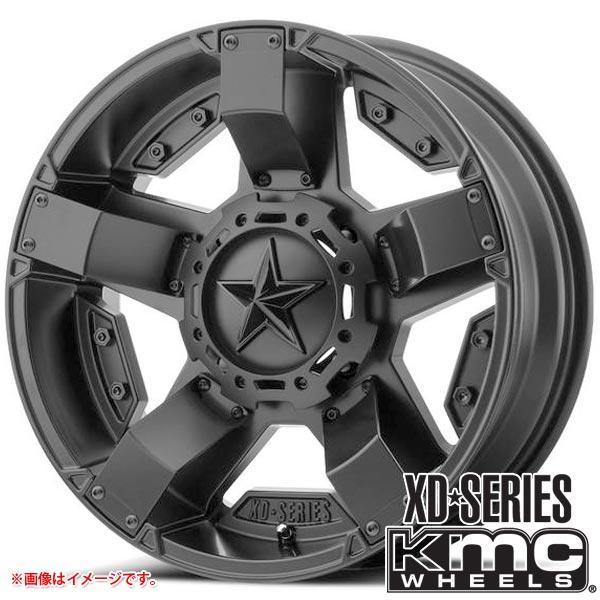 KMC XD811 ロックスター2 9.0-20 ホイール1本 KMC XD811 ROCKSTAR2