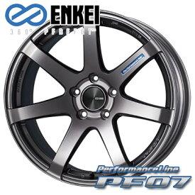 ENKEI エンケイ パフォーマンスライン PF07 7.5-17 ホイール1本 Performance Line PF07