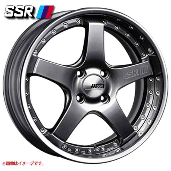 SSR プロフェッサー SP4R 7.0-17 ホイール1本 Professor SP4R
