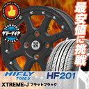 155/65R14 HIFLY ハイフライ HF201 HF201 XTREME-J エクストリーム ジェイ サマータイヤホイール4本セット