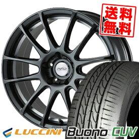 235/55R18 LUCCINI ルッチーニ Buono CUV ヴォーノ CUV 5ZIGEN PRORACER Z1 5ジゲン プロレーサー Z1 サマータイヤホイール4本セット