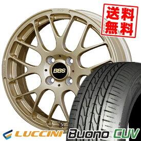 205/50R16 LUCCINI ルッチーニ Buono Drive ヴォーノ ドライヴ BBS RP BBS RP サマータイヤホイール4本セット【取付対象】