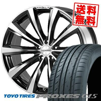 225/50R18 TOYO TIRES トーヨー タイヤ PROXES C1S プロクセスC1S VENERDi MADELENA ヴェネルディ マデリーナ サマータイヤホイール4本セット