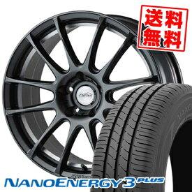 215/45R17 TOYO TIRES トーヨー タイヤ NANOENERGY3 PLUS ナノエナジー3 プラス 5ZIGEN PRORACER Z1 5ジゲン プロレーサー Z1 サマータイヤホイール4本セット