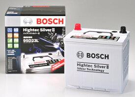 ボッシュバッテリー/ハイテックシルバーIIBOSCHボッシュHTSS-115D26L(R)サイズ:260(L) X 173(W) X 204(H)