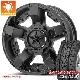 サマータイヤ 265/50R20 111V XL ロードストーン ローディアン HP KMC XD811 ロックスター2 8.5-20 タイヤホイール4本セット