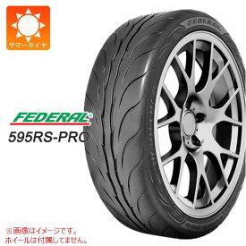 4本 フェデラル 595RSプロ 215/40R17 87W サマータイヤ FEDERAL 595RS-PRO