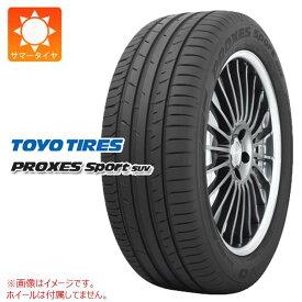 トーヨー プロクセススポーツ SUV 255/45R19 104Y XL サマータイヤ TOYO PROXES sport SUV