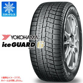 4本 ヨコハマ アイスガードシックス iG60 195/45R16 80Q スタッドレスタイヤ YOKOHAMA iceGUARD 6 iG60