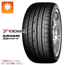 2本 ヨコハマ アドバンスポーツ V103 275/35R20 REINF V103S B-1 ベントレー承認 サマータイヤ YOKOHAMA ADVAN Sport V103