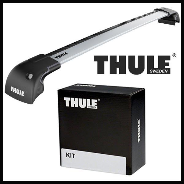 THULE スーリー スズキ エスクード ダイレクトレール付 YD125/YE125/YEA1S H29/10〜 ルーフキャリア取付セット TH9594+TH4040