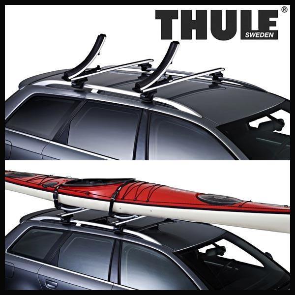 Thule K-Guard TH840 カヤックキャリア スーリー Kガード TH840