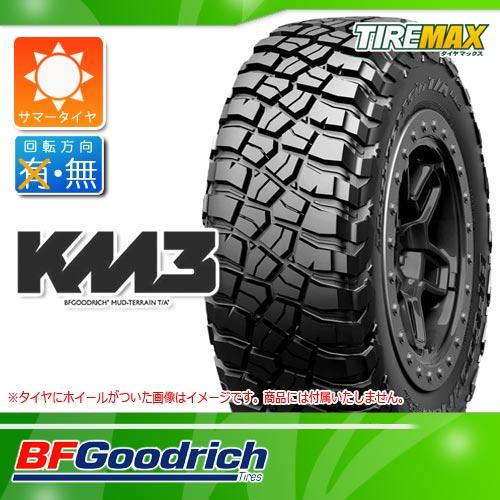 サマータイヤ LT325/60R20 126/123Q BFグッドリッチ マッドテレーン T/A KM3 ブラックレター 2018年7月発売サイズ BFGoodrich Mud-Terrain T/A KM3[個人宅/代引不可]