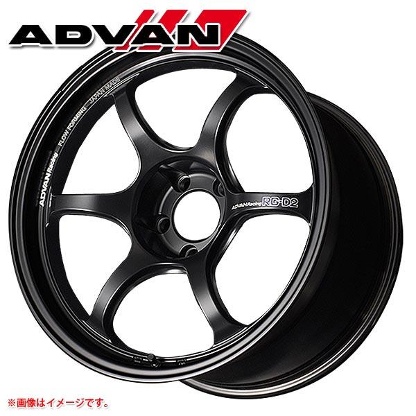 アドバンレーシング RG-D2 8.0-17 ホイール1本 ADVAN Racing RG-D2